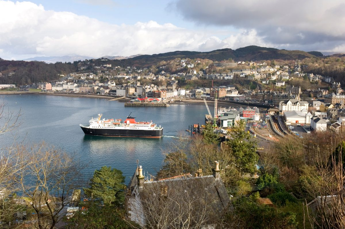 Things To See Do Around Oban Cologin Self Catering Accommodation Argyll