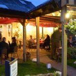 The award winning Barn Bar at Cologin