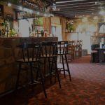 The award-winning Barn Bar at Cologin