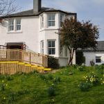 Cologin Farmhouse self catering for families or groups near Oban