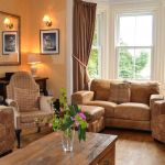 Cologin Farmhouse lounge, self-catering house near Oban